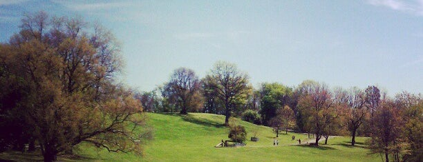 Frick Park is one of Destination: Pittsburgh.