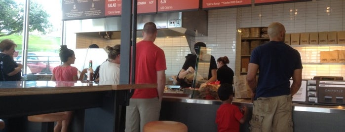 Chipotle Mexican Grill is one of Food around Damascus-Laytonsville-Mount Airy.