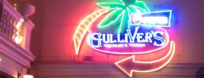 Gulliver's Traveler's Tavern is one of All Bars & Clubs: TalkBangkok.com.