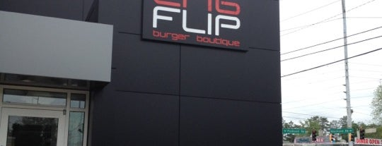 FLiP Burger Boutique is one of Just move to ATL and these places are cool.