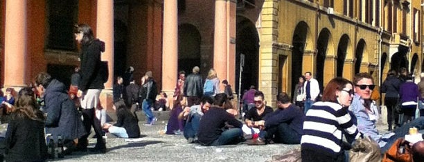 Piazza Verdi is one of Free Wi-Fi.