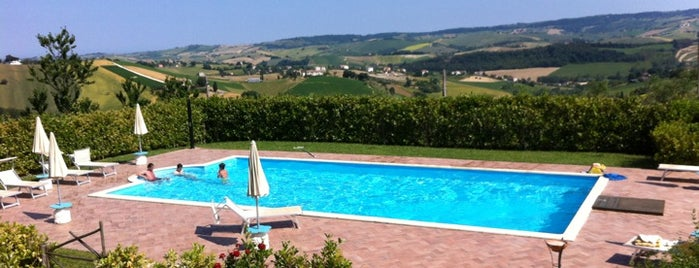 Agriturismo Fiore Di Campo is one of agriturismi marche.