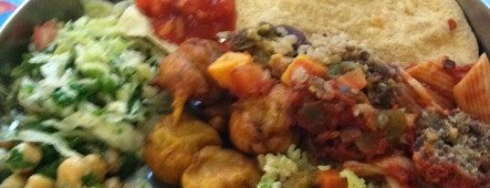 Annam Brahma is one of Vegetarian-Friendly Restaurants in Queens.