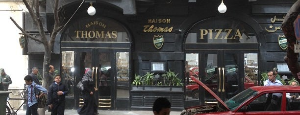 Maison Thomas is one of Cairo's Best Spots & Must Do's!.