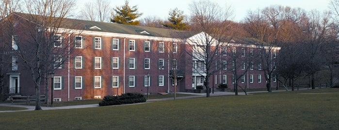 Nassau Residence Hall - LIU Post is one of LIU Post Locations.