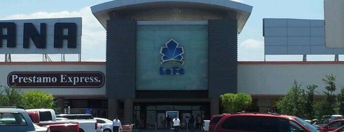 Plaza La Fe is one of Centros Comerciales en Monterrey México.