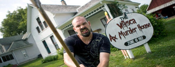 Villisca Ax Murder House is one of Ghost Adventures Lockdowns.