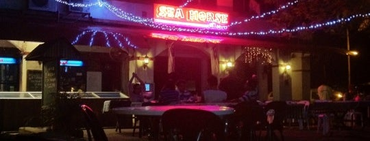 Seahorse Bistro (Piasau) is one of like.
