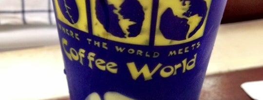 Coffee World @ Harrow by the Lake is one of ╭☆╯Coffee & Bakery ❀●•♪.。.