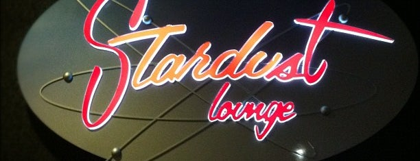 Stardust Lounge is one of The Lake Eola Local Dash.