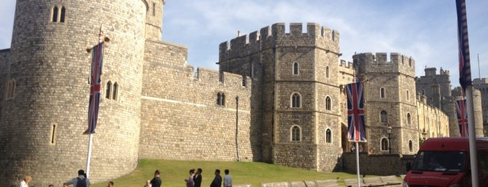 Windsor Castle is one of Places to Visit in London.