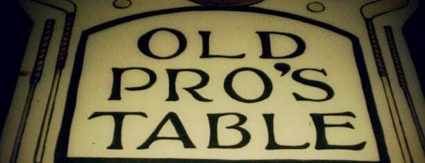 Old Pro's Table is one of Top picks for Nightclubs.