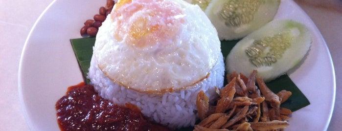 PappaRich is one of makan sedap.