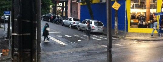 Rua Teodoro Sampaio is one of Trampo.