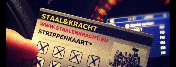 Staal & Kracht is one of #010 op z'n #Rotterdamst.