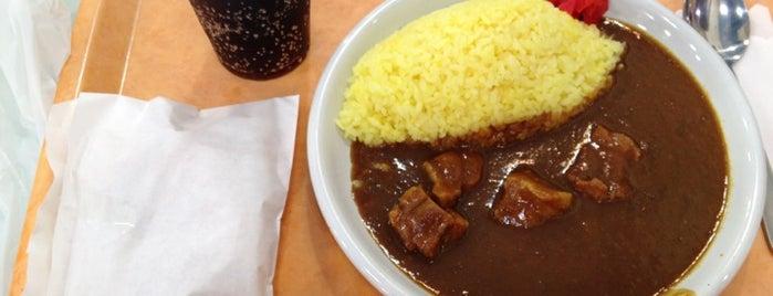 鈴木カリー アクアシティお台場店 is one of 飲食店.