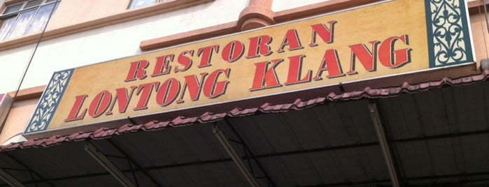 Restoran Lontong Klang is one of Makan @ Shah Alam/Klang #1.