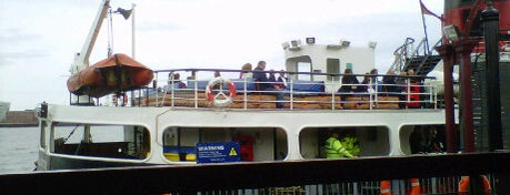 Woodside Ferry Terminal (Mersey Ferries) is one of Mersey Ferries.
