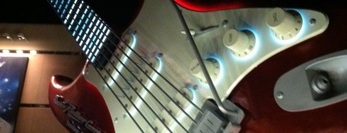 Rock 'N' Roller Coaster Starring Aerosmith is one of Florida Trip '12.