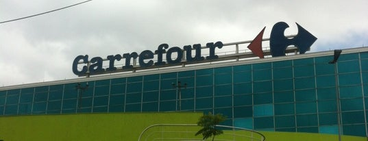 Carrefour is one of Top picks for Food and Drink Shops.
