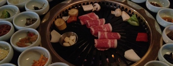 Genwa Korean BBQ is one of Los Angeles.