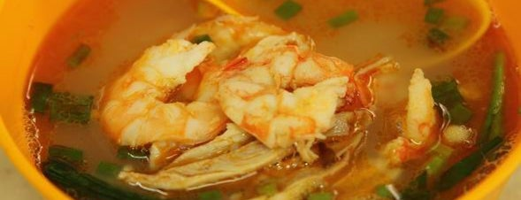 Thean Chun (天津茶室) is one of Axian Food Adventures 阿贤贪吃路线.