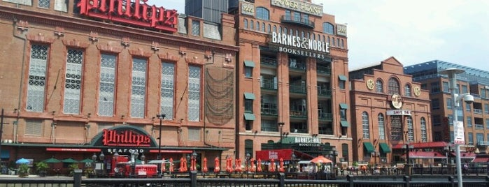 Hard Rock Cafe Baltimore is one of HARD ROCK CAFE'S.