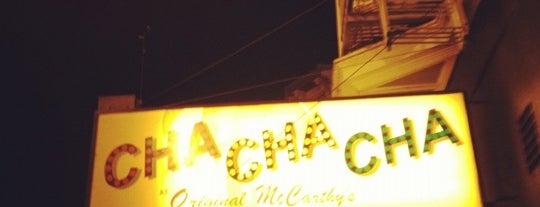 Cha Cha Cha is one of SF Bars.