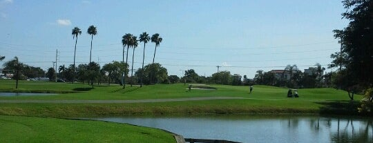 Isla Del Sol Yacht & Country Club is one of Top 10 Golf Courses in Tampa Bay.