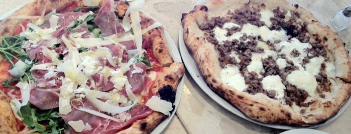 Kesté Pizza & Vino is one of Where To Eat Gluten-Free.