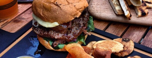 Woodshed Smokehouse is one of Restaurants to try.