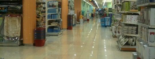 Lulu Supermarket is one of مول.
