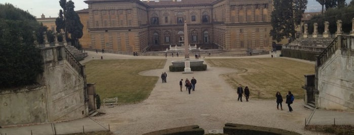 Pitti Palace is one of Under the Florence Sun - #4sqcities.