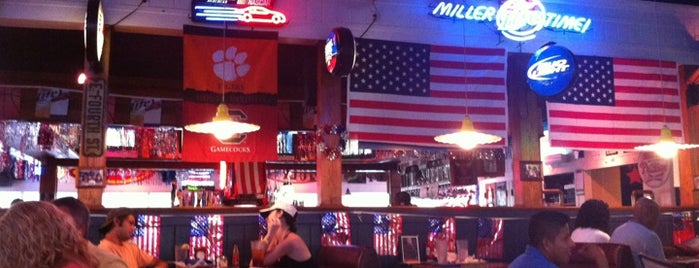 Wild Wing Cafe is one of Hilton Head.