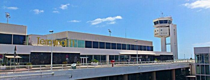 Aeropuerto de Lanzarote (ACE) is one of Aeropuertos.