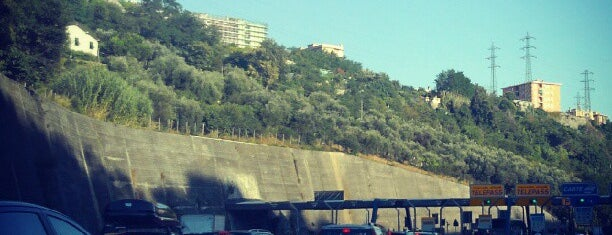 A7 - Genova Ovest is one of A7 Milano-Genova.