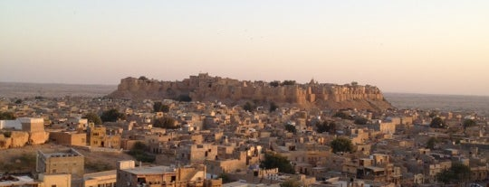 Jaisalmer Fort is one of Destination of the Day.