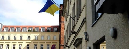 Botschaft der Ukraine is one of My Berlin.