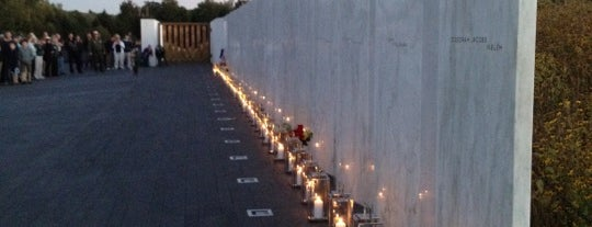 Flight 93 National Memorial is one of Penn List.