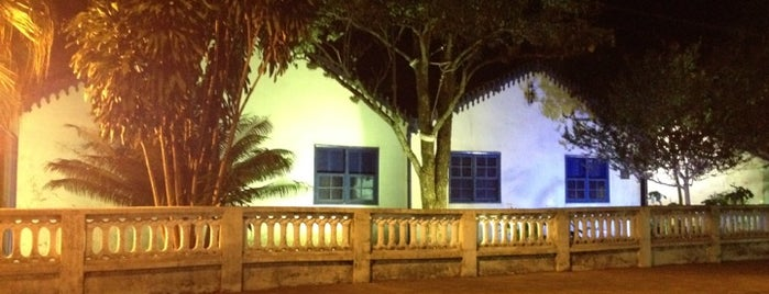 Museu Casa de Portinari is one of Favorite Arts & Entertainment.