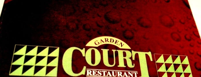 Garden Court is one of The 20 best value restaurants in Mumbai.