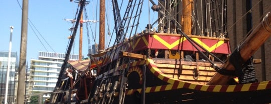 The Golden Hinde is one of Must-visit Great Outdoors in London.