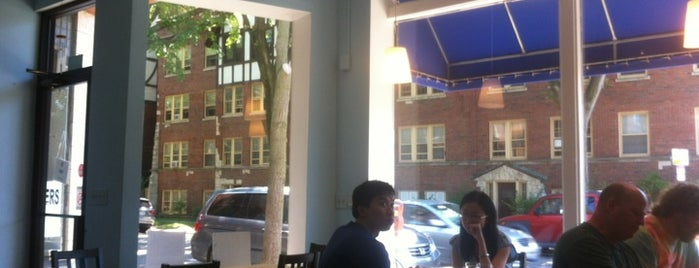 Fraiche Bakery & Cafe is one of 100 Best things we ate (and drank) in 2011.