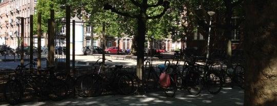 Speeltuin Van Oldenbarneveldtplein is one of Kids Guide. Amsterdam with children 100 spots.
