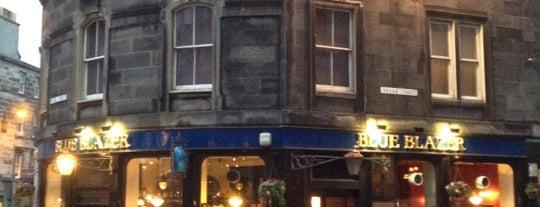Blue Blazer is one of Real Ale in Edinburgh.