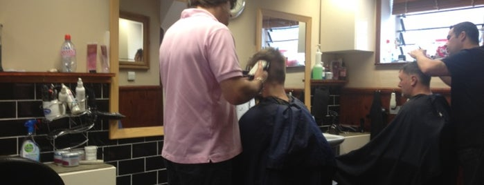 Manningtree Barbers is one of Guide to Manningtree's best spots.