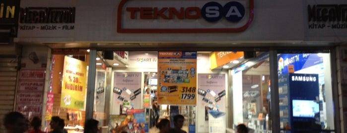 Teknosa is one of GoldMaster Satış Noktaları.