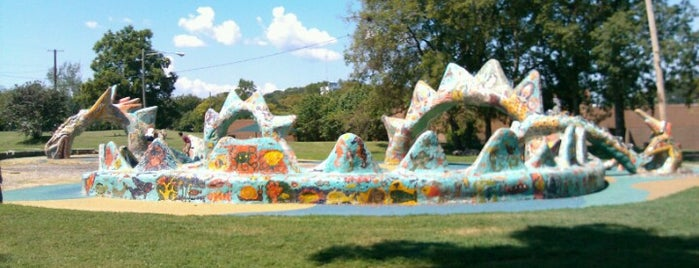 Fannie Mae Dees Park is one of Nashville To Do.
