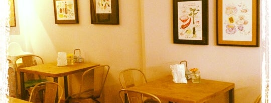 Prosta Historia is one of Top 10 dinner spots in Warszawa, Polska.