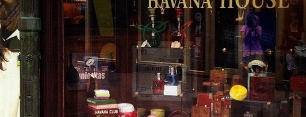 Havana House is one of Haarlem, The Netherlands.